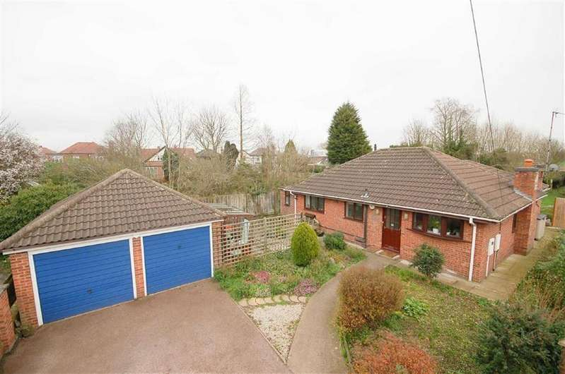 3 Bedrooms Detached Bungalow for sale in Radcliffe Road, West Bridgford