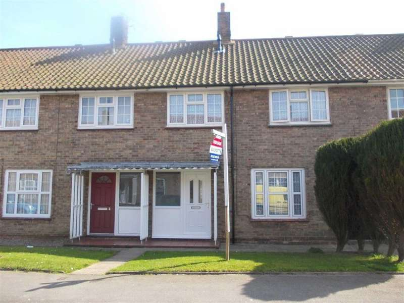 3 Bedrooms Terraced House for sale in Meadow Road, Bridlington, East Yorkshire