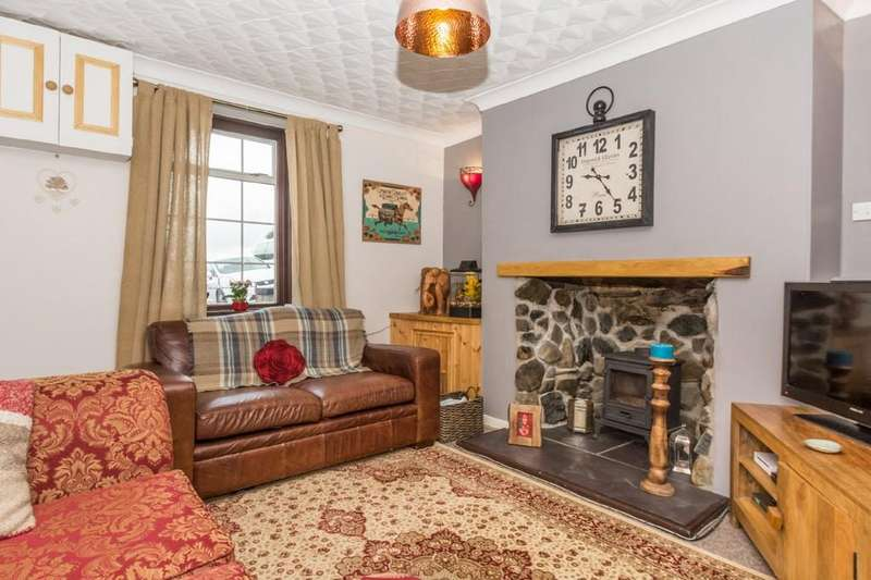 2 Bedrooms Terraced House for sale in Bethesda, Bangor, North Wales