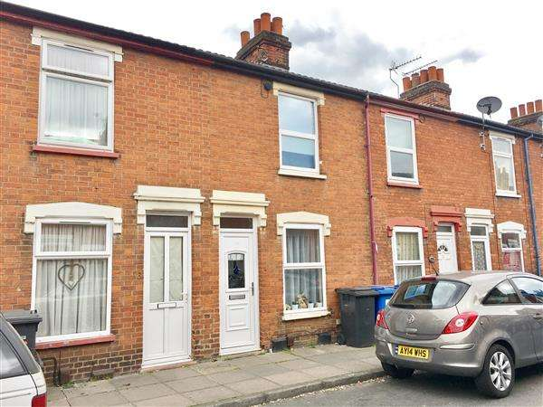 3 Bedrooms Terraced House for sale in Surrey Road, Ipswich