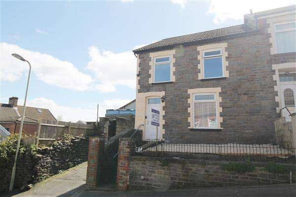 2 Bedrooms Terraced House for sale in Gilfach Road, Tonypandy, Tonypandy