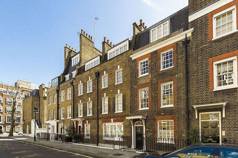 4 Bedrooms Terraced House for sale in Buckingham Place, Westminster, London, SW1E