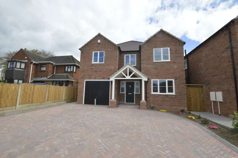4 Bedrooms Detached House for sale in Guys Lane, Lower Gornal, Dudley, DY3