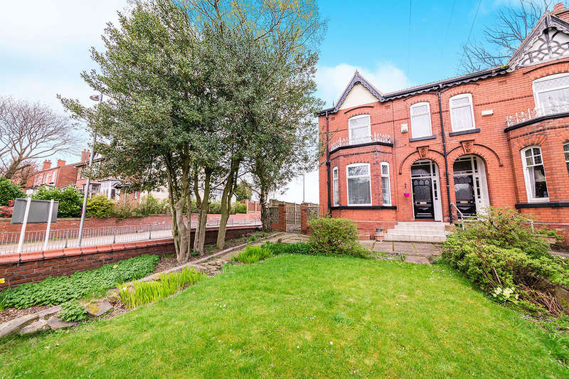 4 Bedrooms Semi Detached House for sale in Hilton Lane, Worsley, Manchester, M28