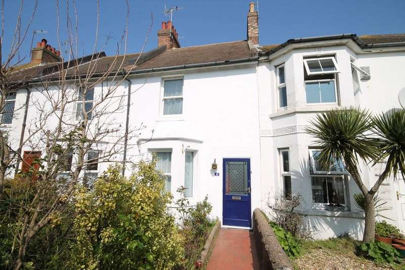 2 Bedrooms Terraced House for sale in Brougham Road, Worthing BN11 2NP