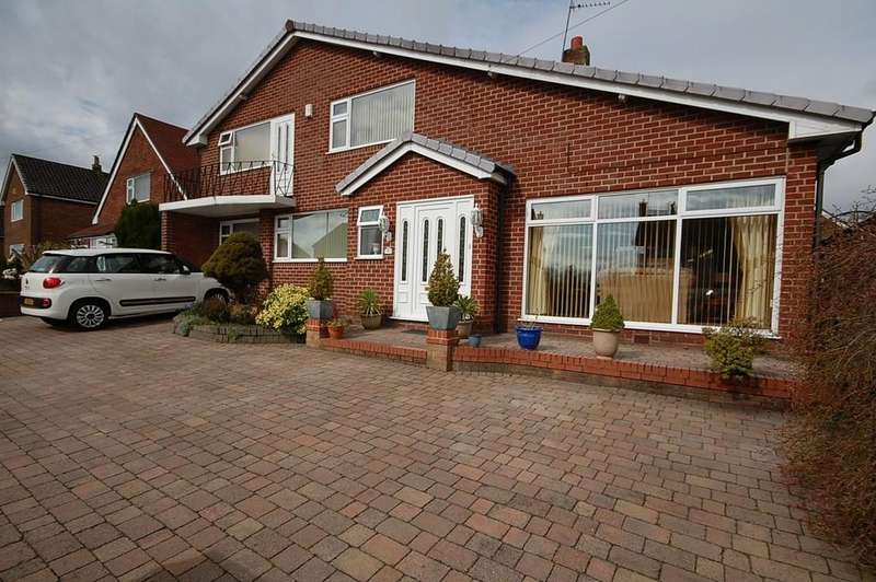 4 Bedrooms Detached House for sale in Howards Lane, St Helens