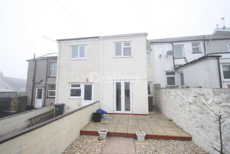 2 Bedrooms Terraced House for sale in Upper Hill Street, Blaenavon,