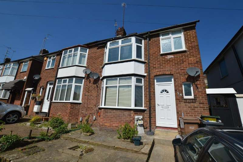 6 Bedrooms Semi Detached House for sale in Meyrick Avenue, South Luton, Luton, LU1 5JN