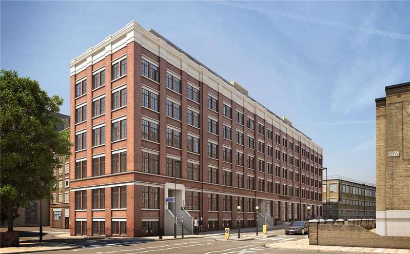 2 Bedrooms Flat for sale in The Maple Building, 39-51 Highgate Road, Kentish Town, London, NW5