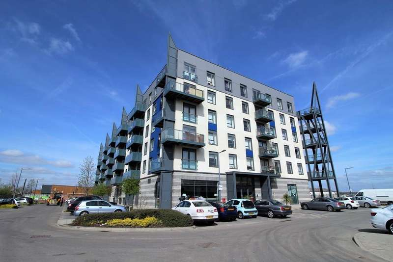 2 Bedrooms Apartment Flat for sale in Ocean Drive, Gillingham