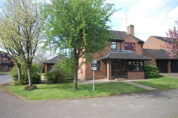 4 Bedrooms Detached House for sale in Burcott Lane, Bierton, Buckinghamshire