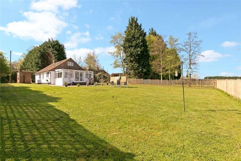 3 Bedrooms Detached Bungalow for sale in Lamberhurst Vineyard, Lamberhurst, Kent, TN3