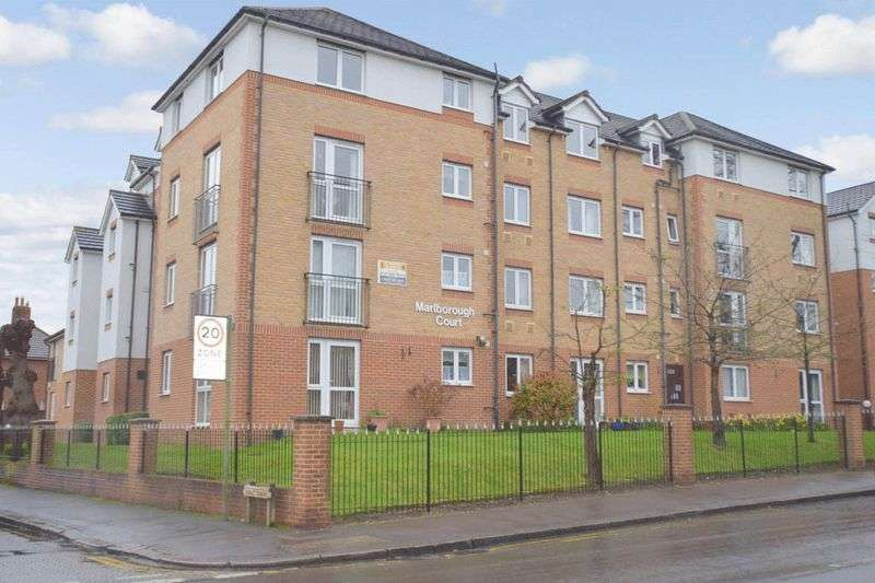 1 Bedroom Retirement Property for sale in Marlborough Court (Wallington), Wallington, SM6 9PG