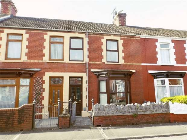 4 Bedrooms Terraced House for sale in Castle Street, Aberavon, Port Talbot, West Glamorgan