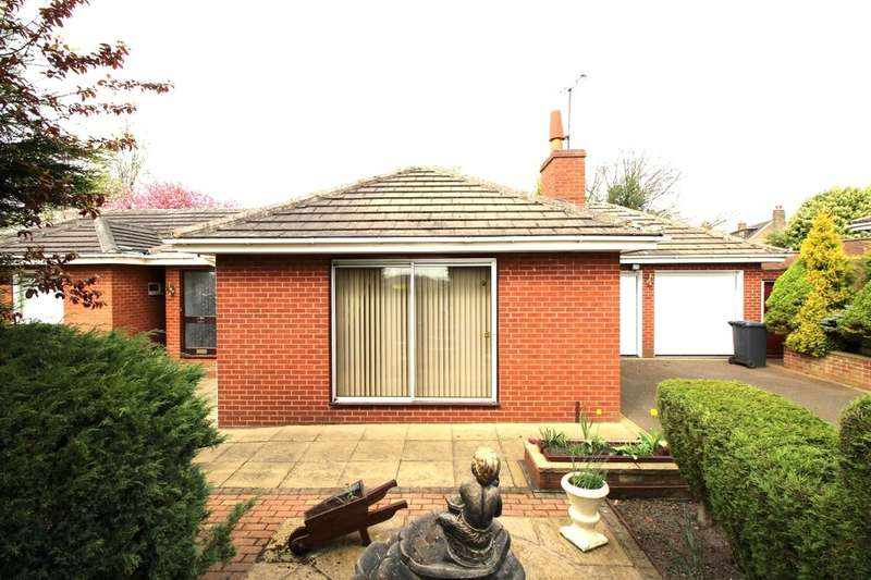 3 Bedrooms Detached Bungalow for sale in The Pinfold, Barnburgh, Doncaster, DN5