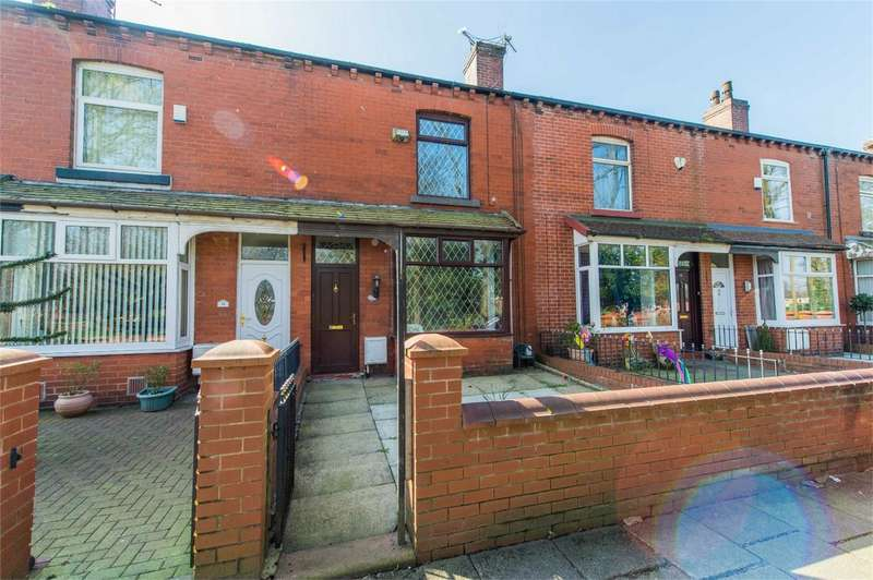 2 Bedrooms Terraced House for sale in Tonge Park Avenue, Tonge Park, Bolton, Lancashire