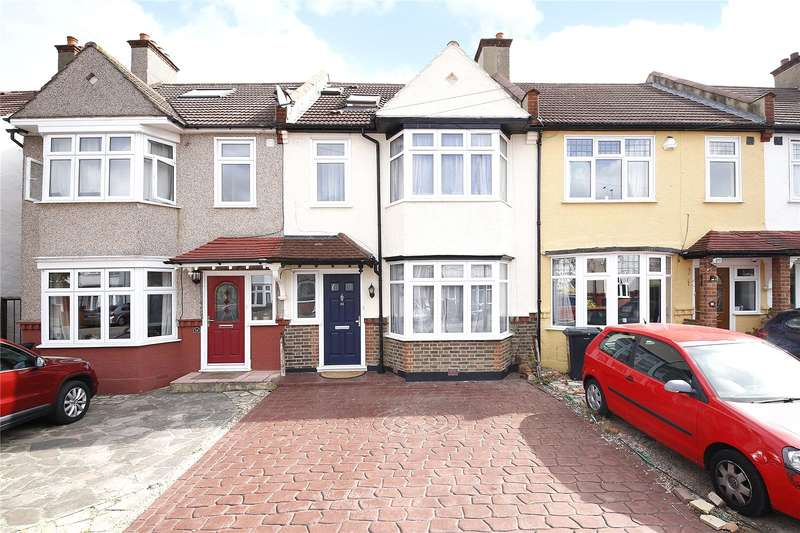 4 Bedrooms Terraced House for sale in Wydehurst Road, Croydon
