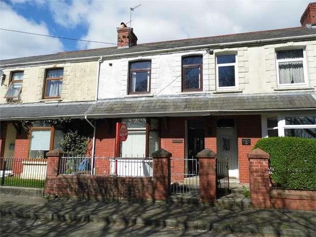 3 Bedrooms Terraced House for sale in Pen Y Bryn Terrace, Brynmenyn, Bridgend, Mid Glamorgan
