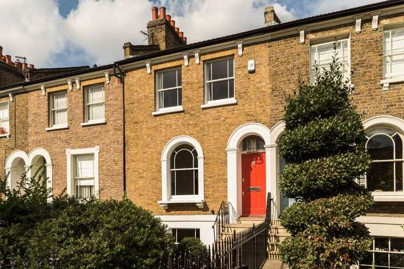 3 Bedrooms Terraced House for sale in Ashburnham Grove, Greenwich