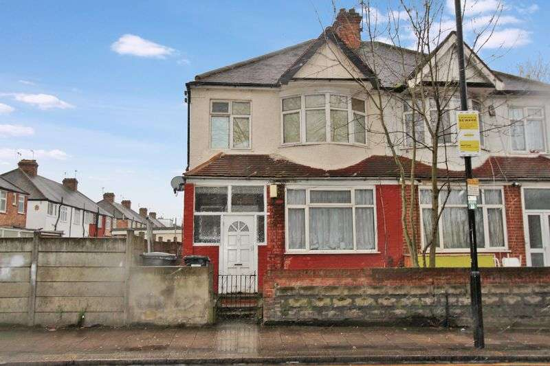 3 Bedrooms Semi Detached House for sale in Lordship Lane, Tottenham N17
