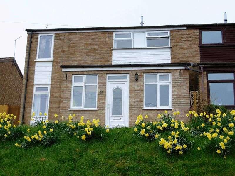 3 Bedrooms Semi Detached House for sale in Vicarage Road, Flecknoe, CV23 8AY