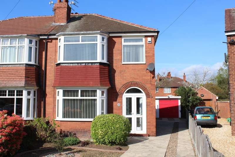 3 Bedrooms Semi Detached House for sale in Oakhill Road, Wheatley Hills, DN2