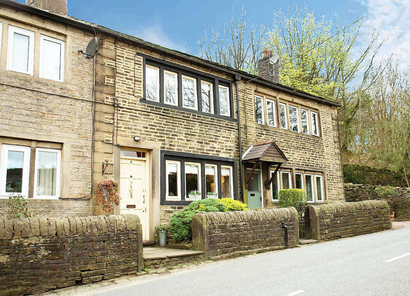 5 Bedrooms Cottage House for sale in Wall Hill Road, Dobcross, Saddleworth