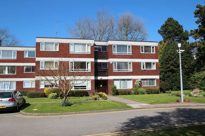 2 Bedrooms Flat for sale in Crofters Court, Harrisons Road