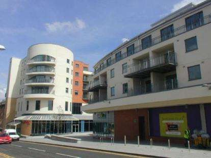 2 Bedrooms Flat for sale in The Blue Apartments, Broadway Plaza, 19 Francis Road, Birmingham