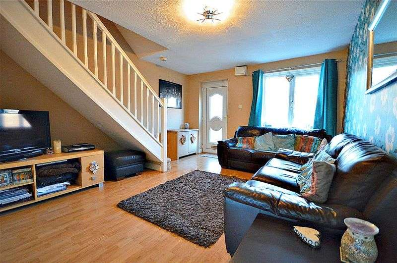 1 Bedroom Terraced House for sale in Clover Court, Cwmbran
