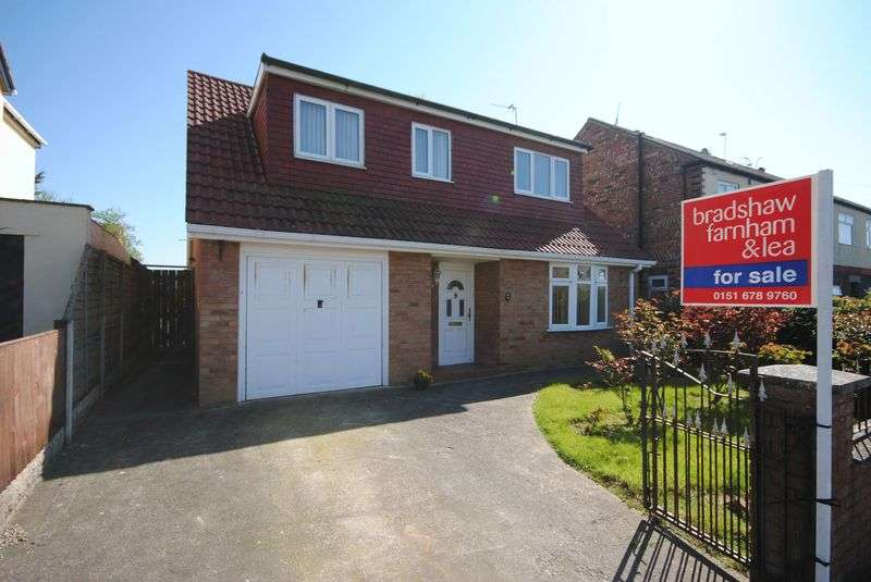 3 Bedrooms Detached House for sale in Macdonald Road, Moreton