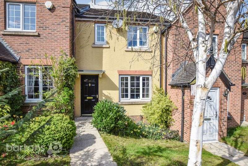 3 Bedrooms Terraced House for sale in Riverside Close, Conisbrough