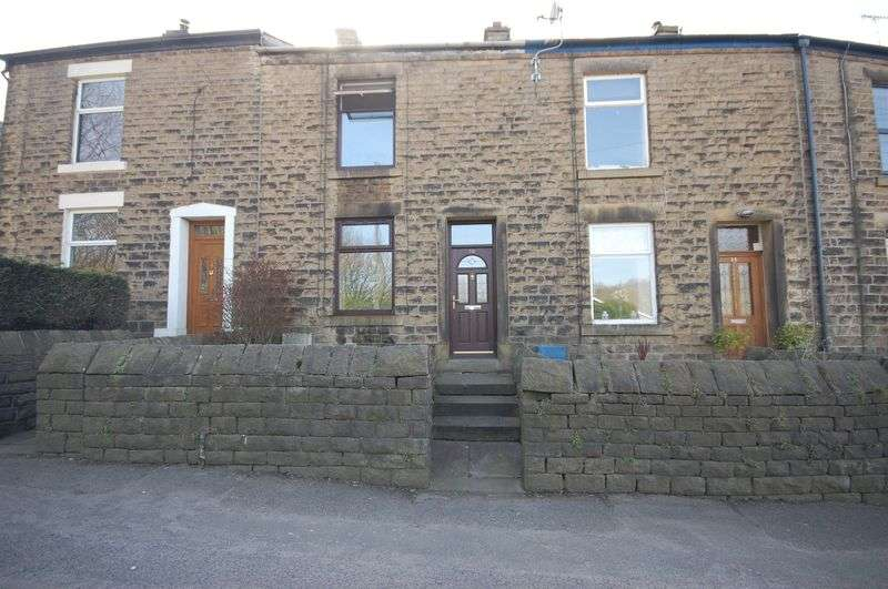 3 Bedrooms Terraced House for sale in Turnlee Road, Glossop