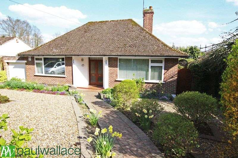 2 Bedrooms Bungalow for sale in Allard Way, Broxbourne