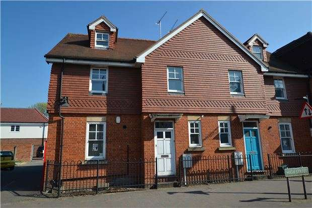 3 Bedrooms Town House for sale in High Street, Orpington, Kent, BR6 0JF