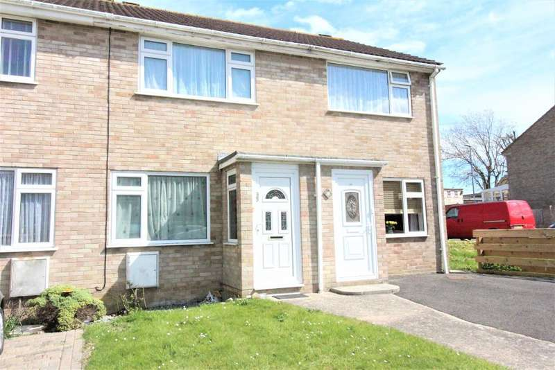 2 Bedrooms Terraced House for sale in Bridlebank Way, Weymouth, Dorset, DT3 5RA