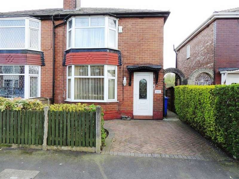 2 Bedrooms Property for sale in Shelley Grove, Droylsden, Manchester