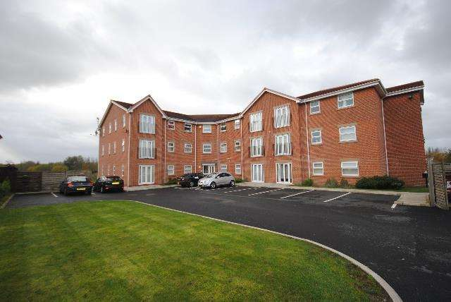 2 Bedrooms Apartment Flat for sale in Meadowgate, Springfield, Wigan
