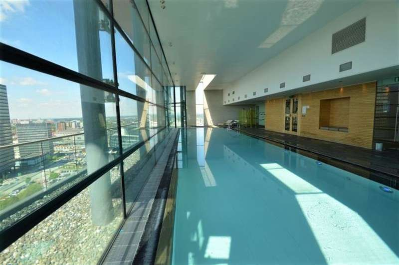 3 Bedrooms Penthouse Flat for sale in Skyline Central, 50 Goulden Street, Manchester, M4 5EJ