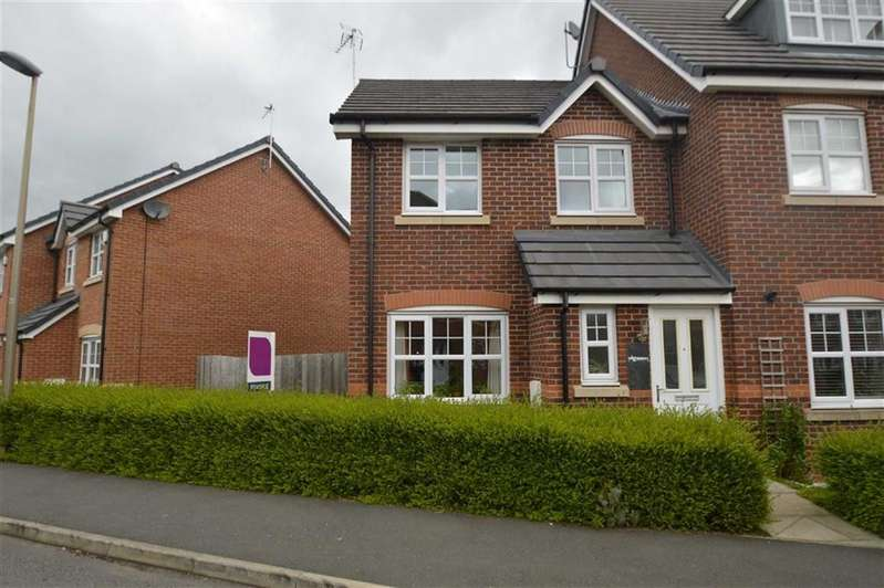 3 Bedrooms Property for sale in Jasmine Avenue, Macclesfield