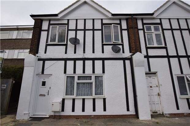 2 Bedrooms Maisonette Flat for sale in Slough Lane, KINGSBURY, NW9 8QL