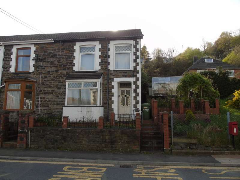 4 Bedrooms End Of Terrace House for sale in Mountain Ash Road, Abercynon, Mountain Ash