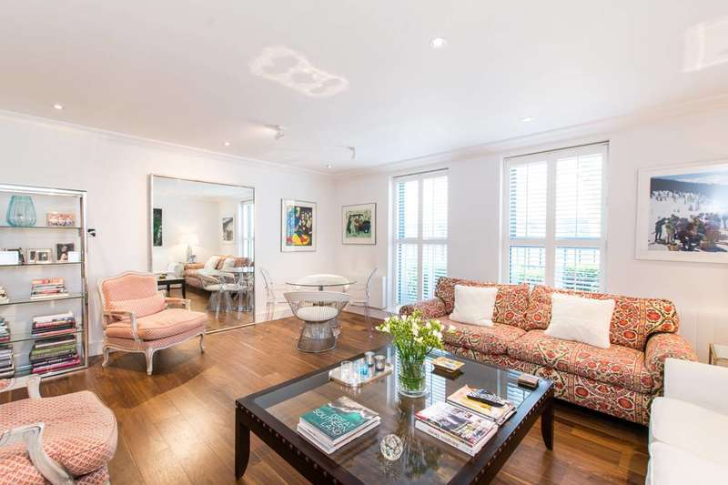 2 Bedrooms Flat for sale in Ebury Bridge Road, Chelsea, SW1W