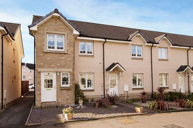 3 Bedrooms Terraced House for sale in McCormack Place, Larbert Falkirk
