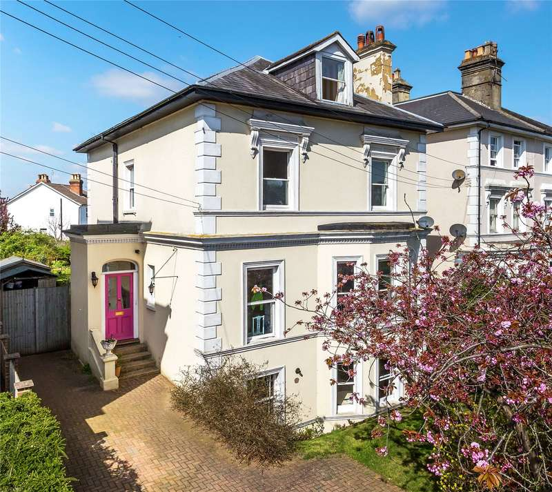 5 Bedrooms Detached House for sale in St. James' Road, Tunbridge Wells, Kent, TN1