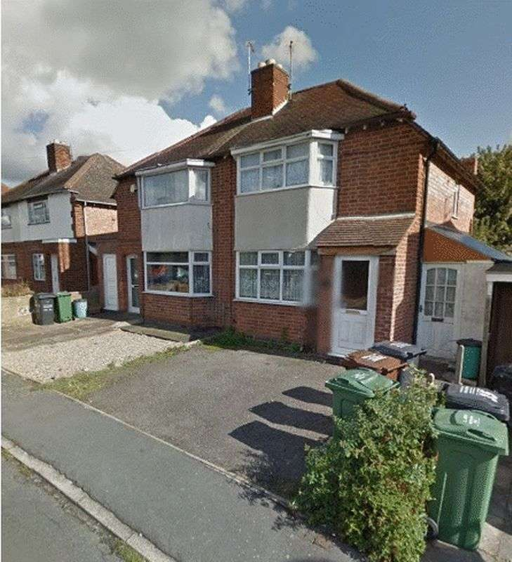 3 Bedrooms Semi Detached House for sale in Paget Avenue, Leicester