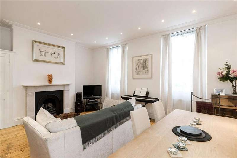 1 Bedroom Flat for sale in St. Georges Drive, Pimlico, London, SW1V
