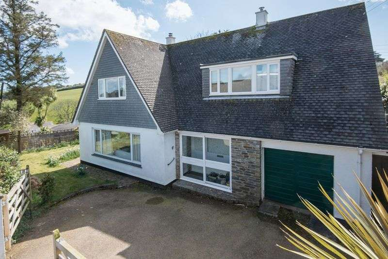 4 Bedrooms Detached House for sale in Mawnan Smith, near Falmouth