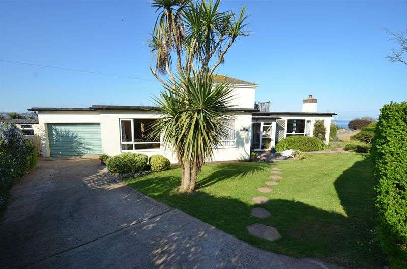 4 Bedrooms Detached Bungalow for sale in Horseshoe Bend, Three Beaches, Paignton