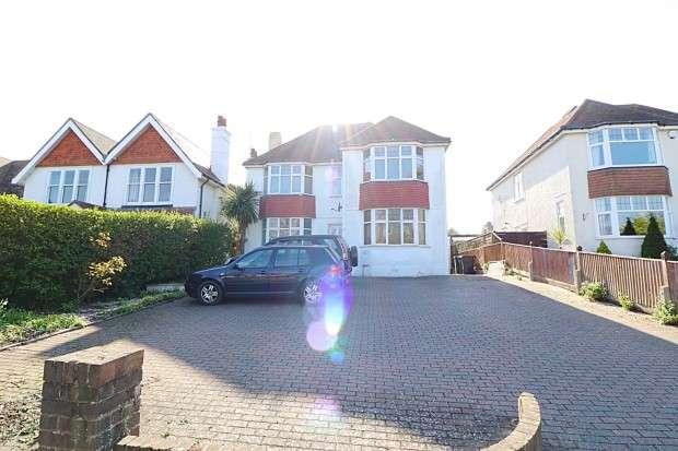 5 Bedrooms Detached House for sale in Willingdon Road, Eastbourne, BN21